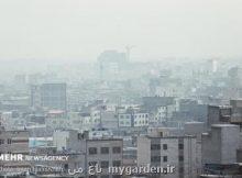 هوای تهران